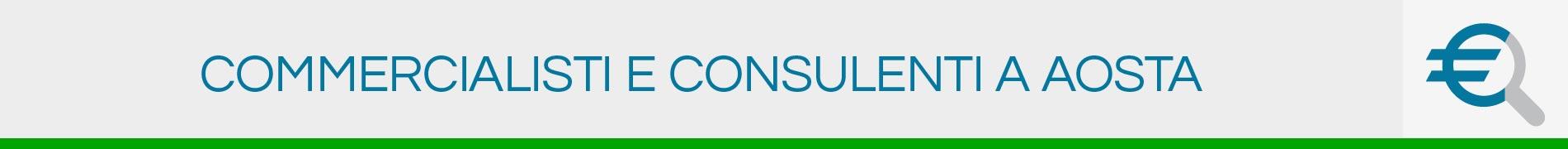 Commercialisti e Consulenti a Aosta