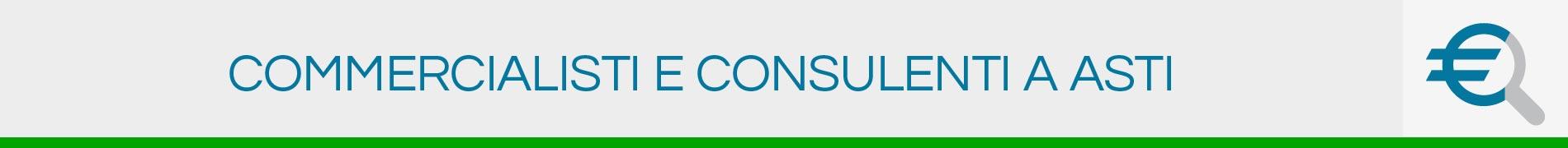 Commercialisti e Consulenti a Asti