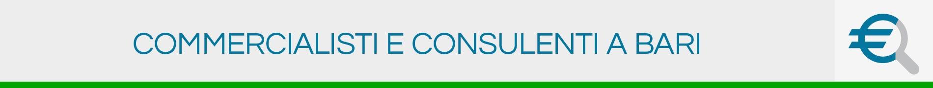 Commercialisti e Consulenti a Bari