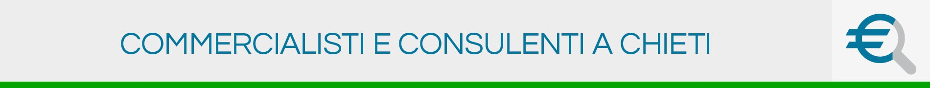 Commercialisti e Consulenti a Chieti