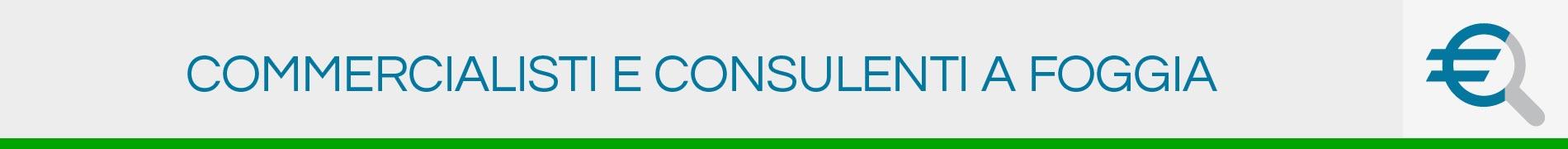 Commercialisti e Consulenti a Foggia