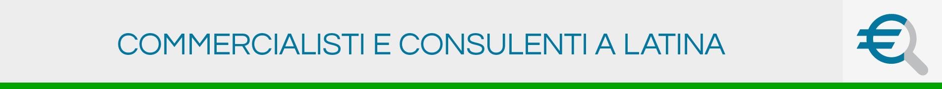 Commercialisti e Consulenti a Latina