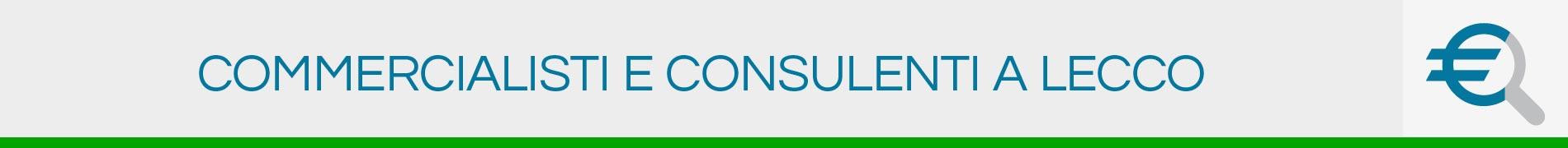 Commercialisti e Consulenti a Lecco