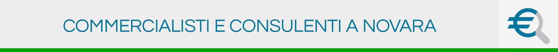 Commercialisti e Consulenti a Novara