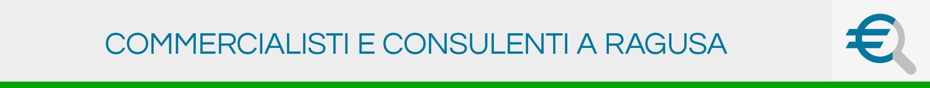 Commercialisti e Consulenti a Ragusa