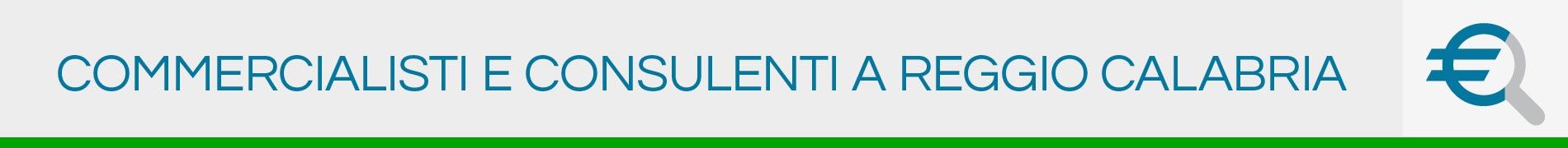 Commercialisti e Consulenti a Reggio Calabria