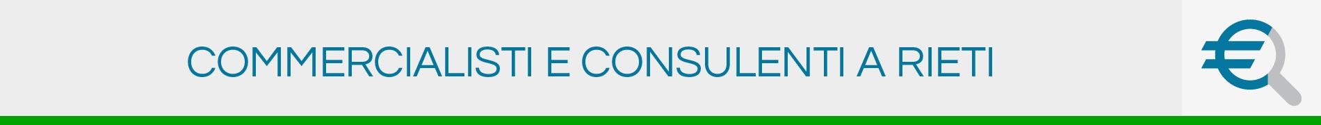 Commercialisti e Consulenti a Rieti