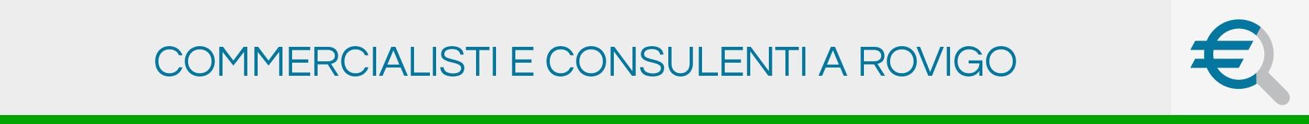 Commercialisti e Consulenti a Rovigo