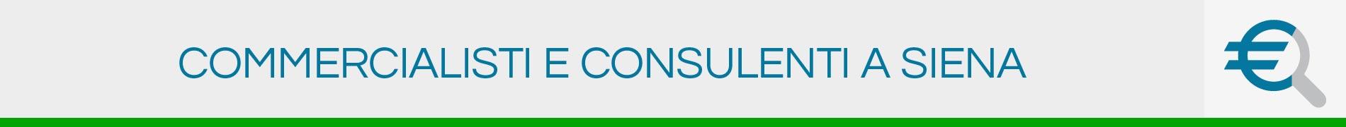 Commercialisti e Consulenti a Siena