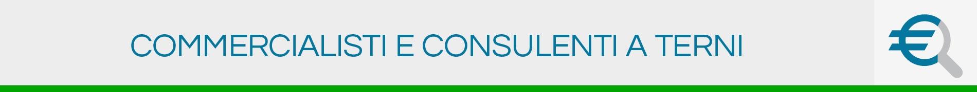 Commercialisti e Consulenti a Terni