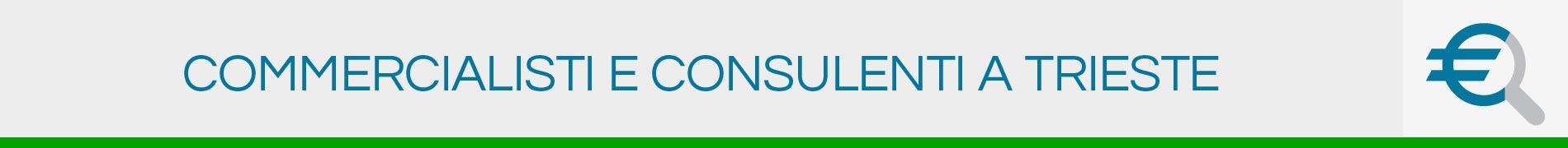 Commercialisti e Consulenti a Trieste