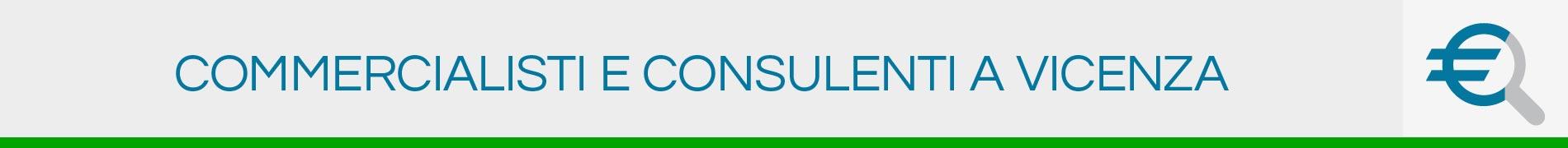 Commercialisti e Consulenti a Vicenza